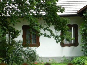 Dwór w Dołędze /fot. K. Łabędzka